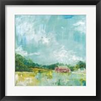 Framed Horizon Farm