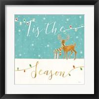 Framed Underlined Christmas III