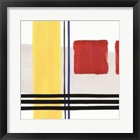 Framed Lines I