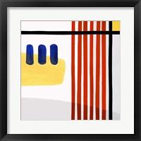 Framed Lines II
