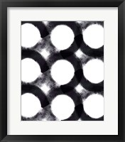 Framed Circle III