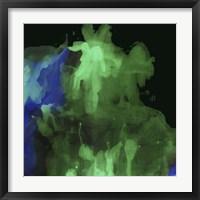 Framed Neon Spill II