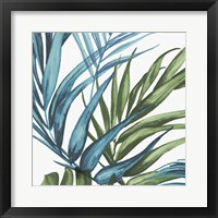 Framed Palm Leaves II