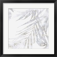 Framed Faded Leaves II