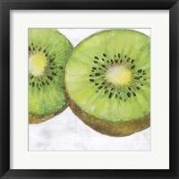 Framed Fruit I