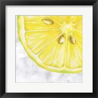 Framed Fruit II