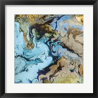 Framed Marble I