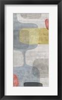 Framed Mid Century Neutral I