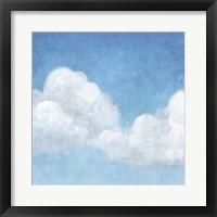 Framed Cloudy I