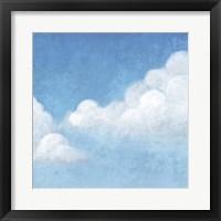 Framed Cloudy II