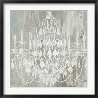 Framed Chandelier