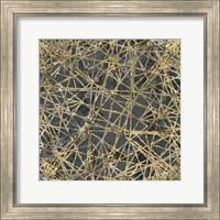 Framed Geometric Gold II
