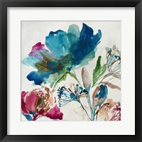 Framed Blossoming II