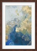 Framed Ocean Splash II