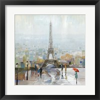 Framed Paris