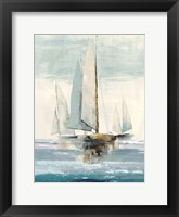 Framed Quiet Boats I