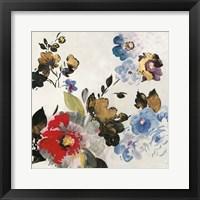 French Flower I Framed Print
