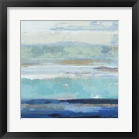 Framed Sea Shore II