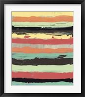 Framed Alt Stripes II