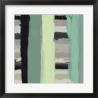 Framed Alt Stripes III