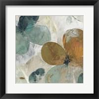 Framed Pastel Dream I