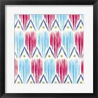 Framed Tribal Bright II