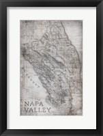 Framed Napa Valley