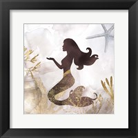 Framed Mermaid II