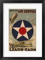 Framed Air Service