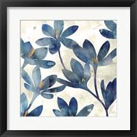 Framed Veranda Blue II