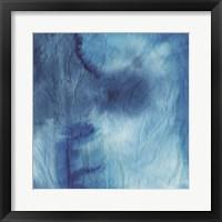 Framed Indigo Dye VIII