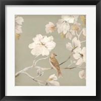 Framed Paradise Magnolia I
