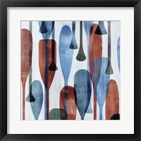 Framed Paddles II