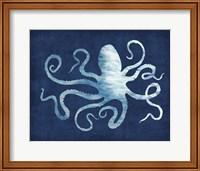 Framed Octopus Blues