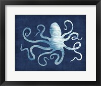 Framed Octopus Blues