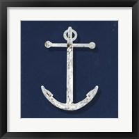 Framed Lower the Anchor