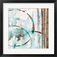 Framed Seafoam I