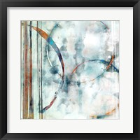 Framed Seafoam II