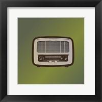 Framed MCM Radio II