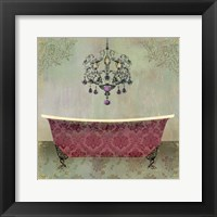 Framed Boudoir Bath II