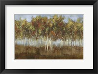 Framed Dream Meadow II