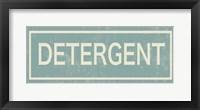 Framed Detergent