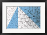 Framed Triangles Squared