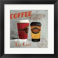 Framed Latte Art