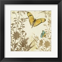Framed Butterfly in Flight I