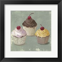 Framed Cupcakes
