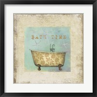 Framed Bath Time