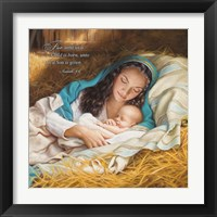 Framed Child is Born