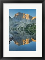 Framed Wind River Range