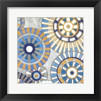 Framed Circle Delight III
